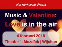 Music & Valentine: Love is in the Air